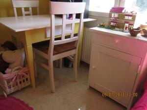 pöytä ja kommuutti
