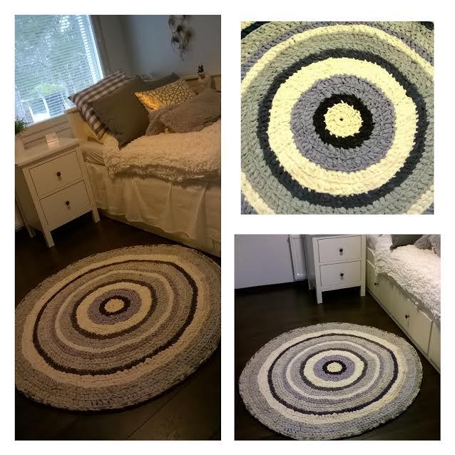 Julian pyöreä matto